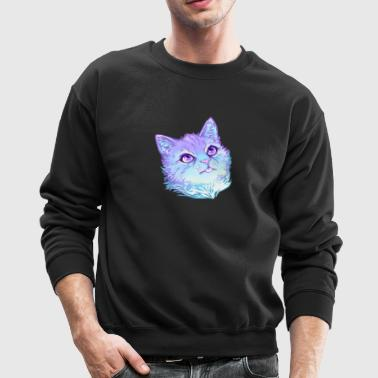 PASTEL KITTY - Crewneck Sweatshirt