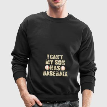 Great Costume For Baseball Dad. - Crewneck Sweatshirt
