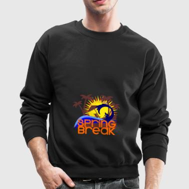 Spring Break - Crewneck Sweatshirt