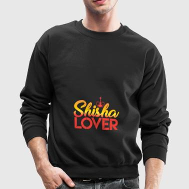 Hookah Lover Gift Idea - Crewneck Sweatshirt