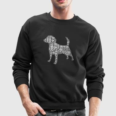 Dog_004 - Crewneck Sweatshirt