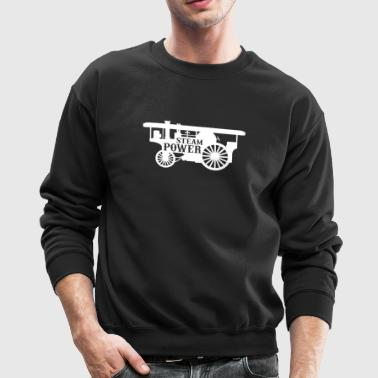 Steam Power - Crewneck Sweatshirt