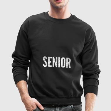 Senior - Crewneck Sweatshirt