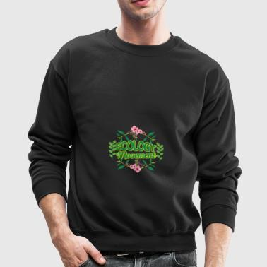 Earth Day Ecology Movement - Crewneck Sweatshirt