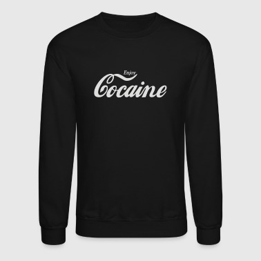 ENJOY COCAINE - Crewneck Sweatshirt