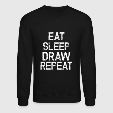 Draw - Crewneck Sweatshirt