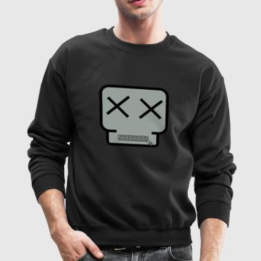 zip up skullkid - Crewneck Sweatshirt