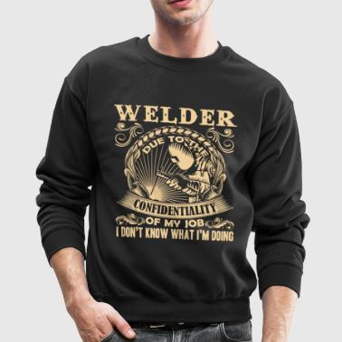 Welder T Shirt - Crewneck Sweatshirt