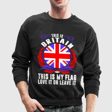 This Is Britain - Crewneck Sweatshirt