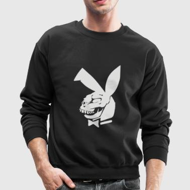 playboy parodie donnie darko - Crewneck Sweatshirt