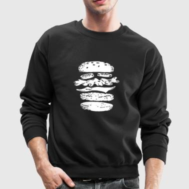 Burger - Crewneck Sweatshirt