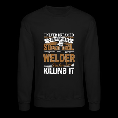 WELDER - COOL WELDER - Crewneck Sweatshirt