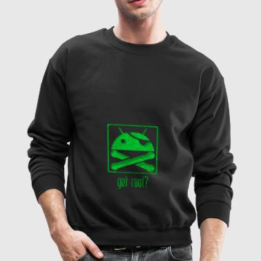 Android Root - Crewneck Sweatshirt