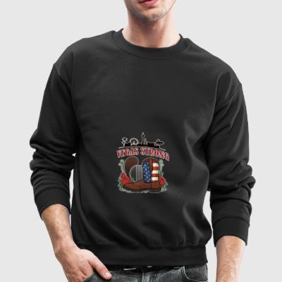 vegas strong new - Crewneck Sweatshirt