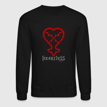 Kingdom Hearts Heartless - Crewneck Sweatshirt