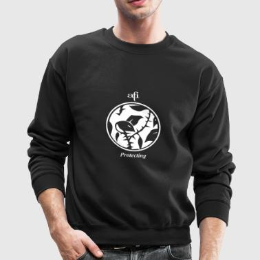 AFI s Sing The Sorrow Protecting symbols - Crewneck Sweatshirt