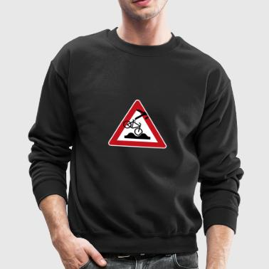 Road Sign - Crewneck Sweatshirt