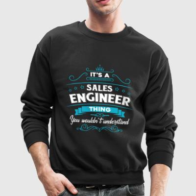 Sale Engineer Shirt - Crewneck Sweatshirt