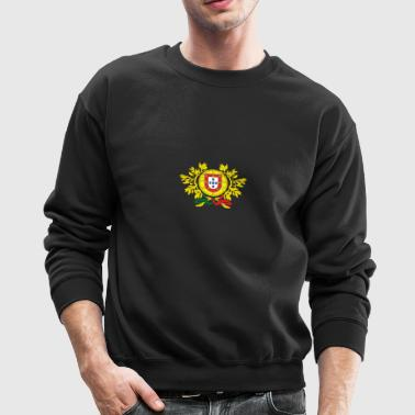 National Coat Of Arms Of Portugal - Crewneck Sweatshirt