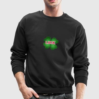 luck - Crewneck Sweatshirt