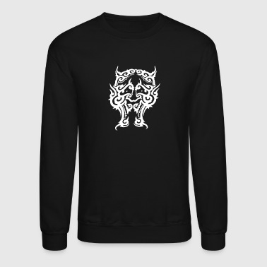 Tribal Troll - Crewneck Sweatshirt