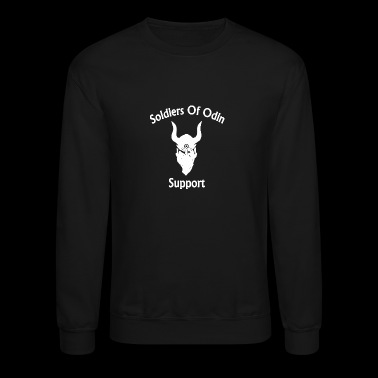 Soldiers Of Odin Worldwide Support 2 - Crewneck Sweatshirt