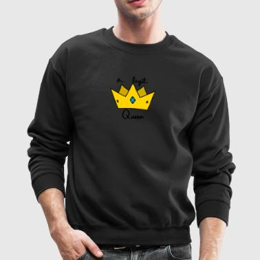 'A Legit Queen' Collection - Crewneck Sweatshirt