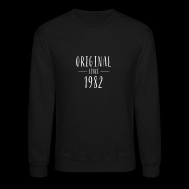 Original since 1982 - Born in 1982 - Crewneck Sweatshirt