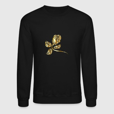 Gold Rose - Crewneck Sweatshirt