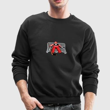 Ice Hockey Goalie - Crewneck Sweatshirt