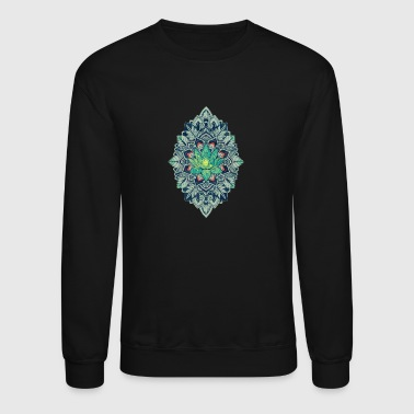 Lotus of The Mandala - Crewneck Sweatshirt