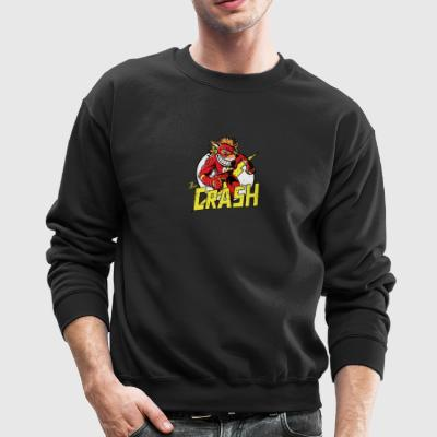 THE CRASH - Crewneck Sweatshirt