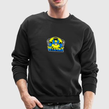 Mutant Weapon - Crewneck Sweatshirt