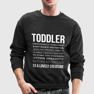 Toddler description - Crewneck Sweatshirt