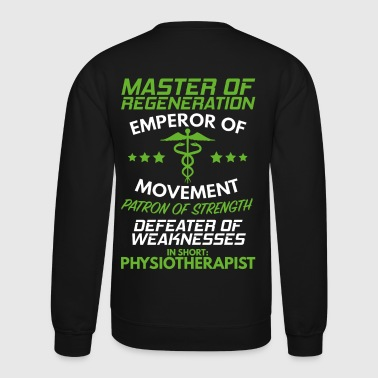 Physiotherapy/Physical Therapist/Gift/Therapist - Crewneck Sweatshirt