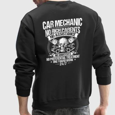 Car Mechanic/Mechanics/Hard Work/Gift/Present - Crewneck Sweatshirt