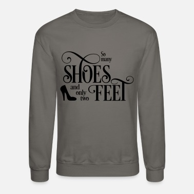 Shoes shoes - Crewneck Sweatshirt