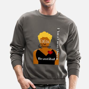 Cocoa Short and Blonde Cocoa Queen - Crewneck Sweatshirt