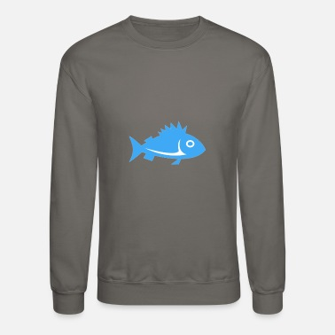 Bone Fish - Unisex Crewneck Sweatshirt