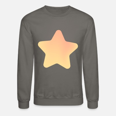 Big Stars big star, yellow star - Unisex Crewneck Sweatshirt