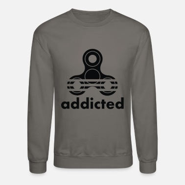 Addicted Addicted - Unisex Crewneck Sweatshirt