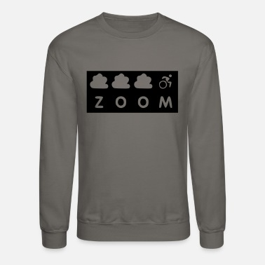 Zoom The Original Zoom - Unisex Crewneck Sweatshirt