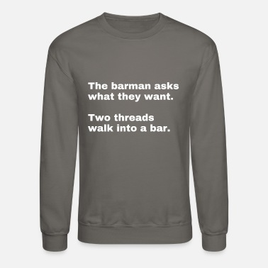 Computer Science Computer Science Software Engineer Humor Joke Gift - Unisex Crewneck Sweatshirt