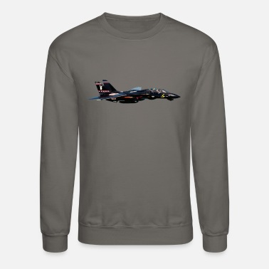 Fighter Jet fighter jet - Crewneck Sweatshirt