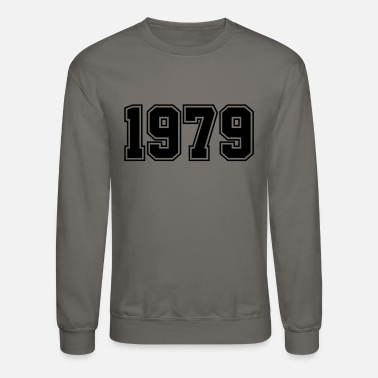 Year Of Birth 1979 | Year of Birth | Birth Year | Birthday - Unisex Crewneck Sweatshirt