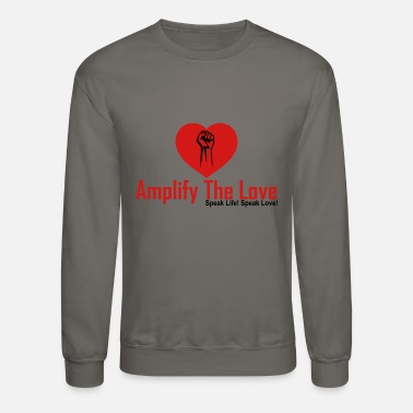 Amplifier Amplify The Love - Crewneck Sweatshirt
