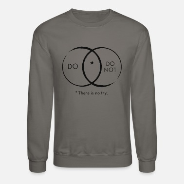 Galaxy VENN DIAGRAM - Crewneck Sweatshirt