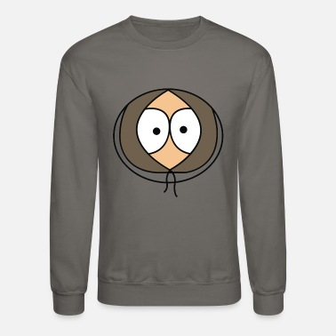 Kenny South Park Kenny face - Crewneck Sweatshirt