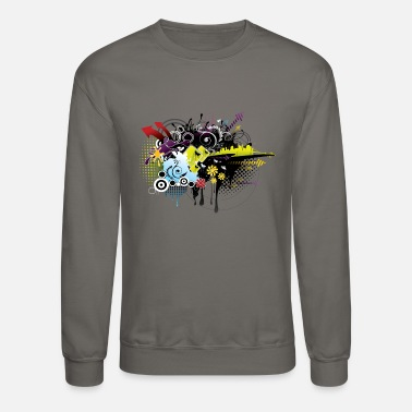 Urban urban design - Crewneck Sweatshirt