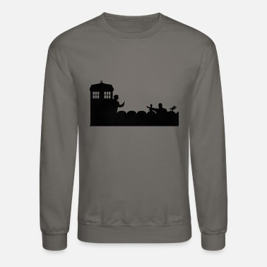 Theater the doctor - Crewneck Sweatshirt
